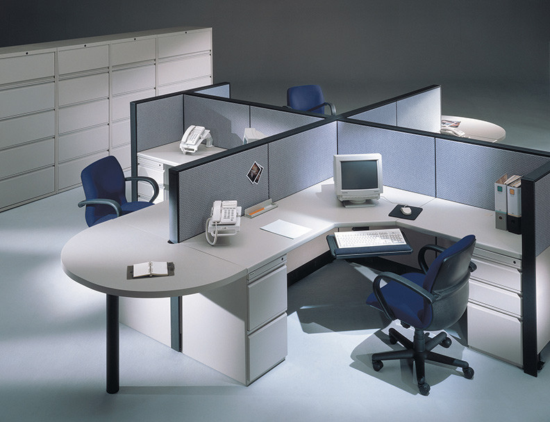 Best ideas about Commercial Office Furniture . Save or Pin New Genesis Cubicles G2 and Benching systems Glass and Now.