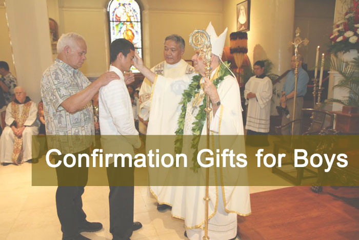 Best ideas about Confirmation Gift Ideas For Boys . Save or Pin 17 Confirmation Gifts Ideas for Boys Ten Gift Ideas Now.