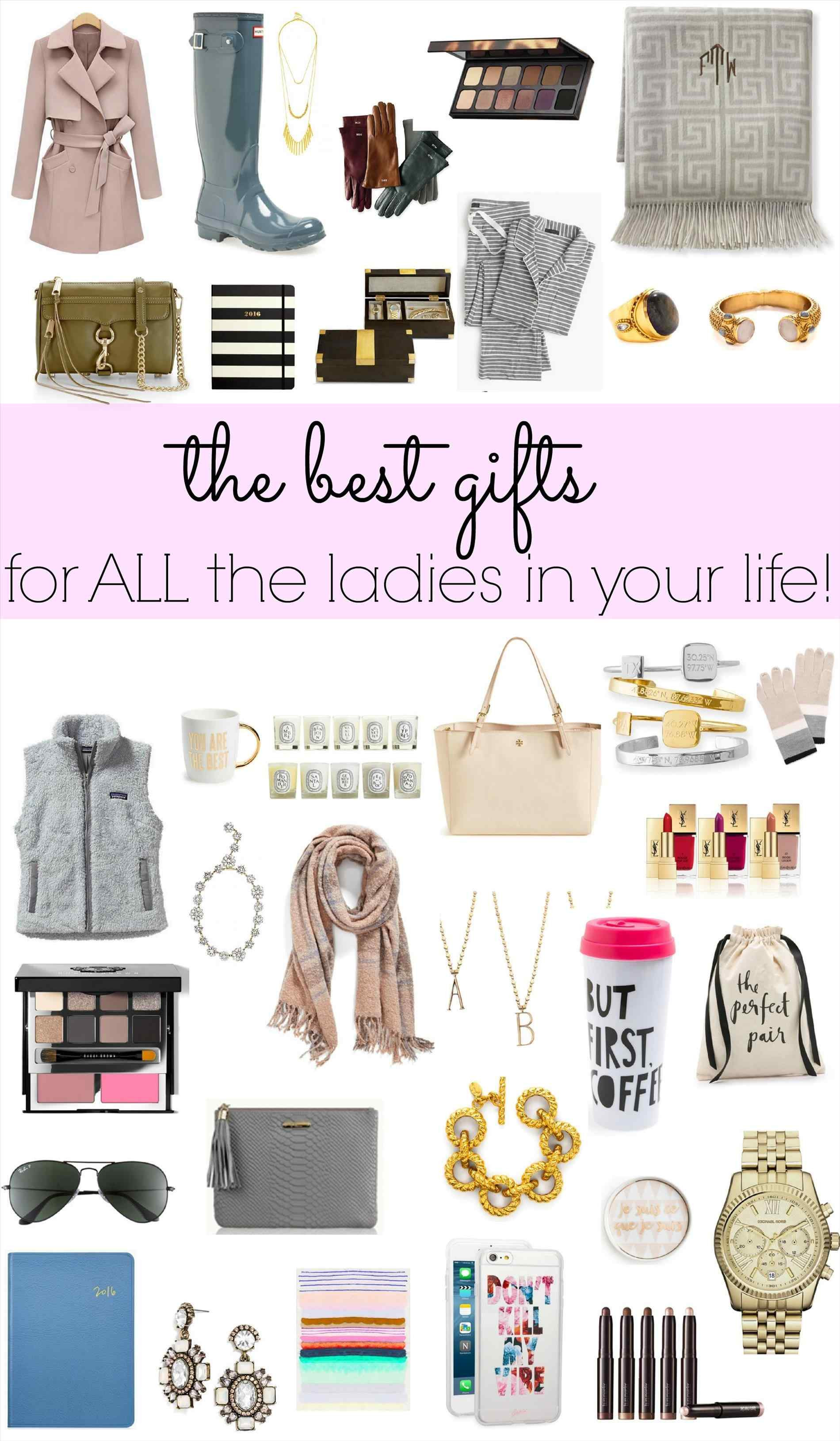 Best ideas about Cool Gift Ideas For Girlfriend . Save or Pin 2017 Christmas Gifts For Her Now.