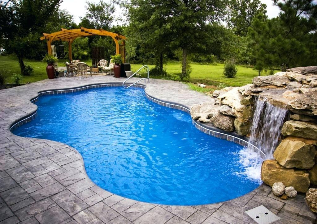 Best ideas about Cost To Put In An Inground Pool . Save or Pin Average Cost Inground Saltwater Pool How Much Does A Now.