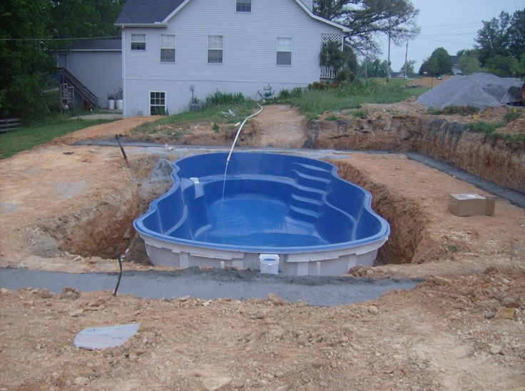 Best ideas about Cost To Put In An Inground Pool . Save or Pin Small Inground Pools For Small Yards — House Now.