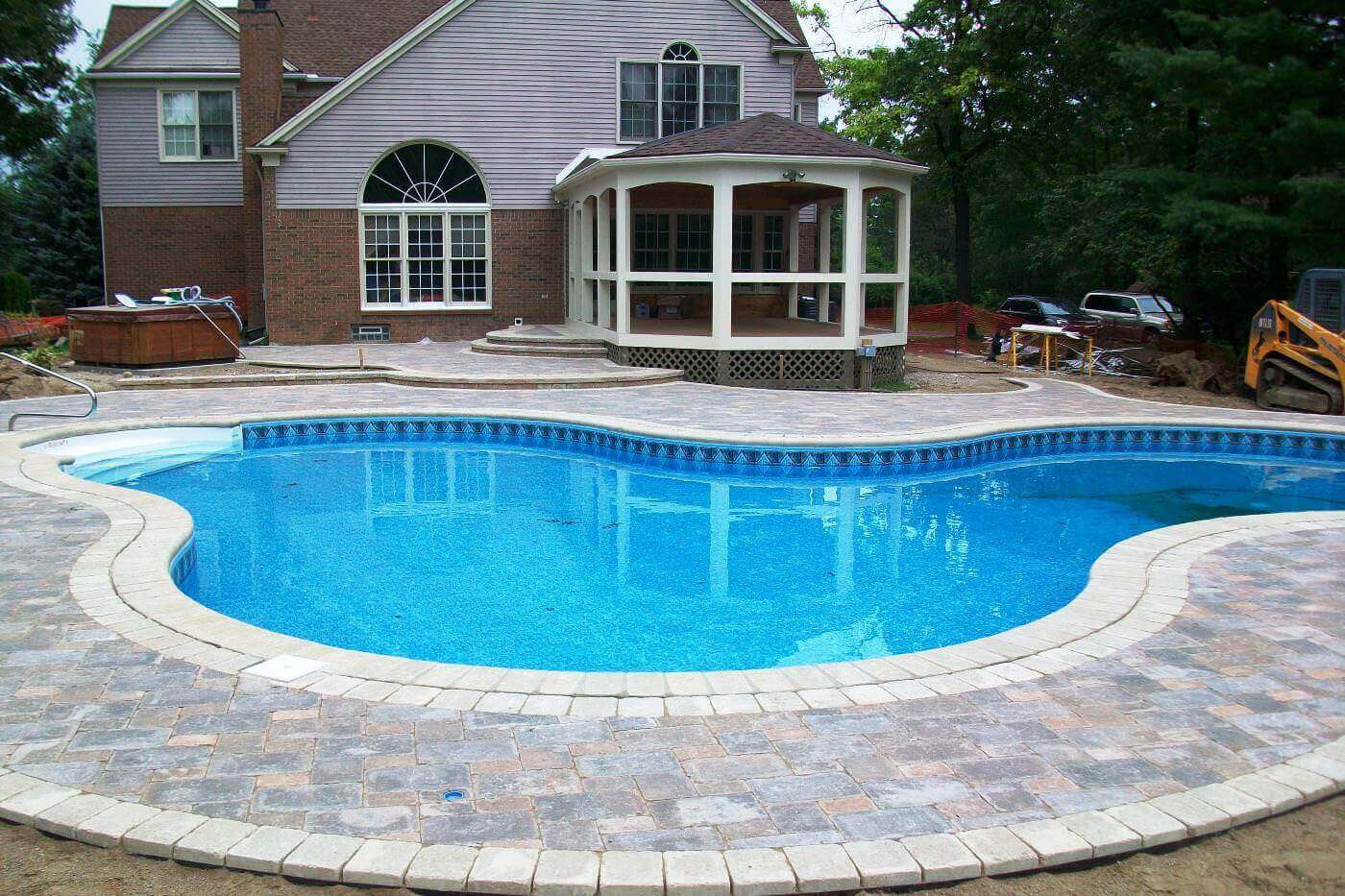 Best ideas about Cost To Put In An Inground Pool . Save or Pin Cost To Install An Inground Pool Cost Inground Pool Now.