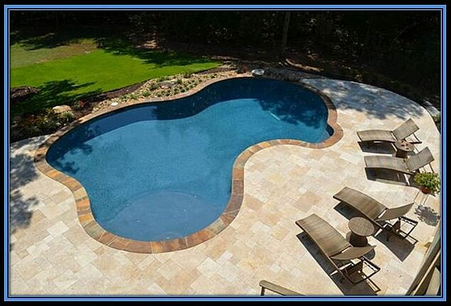 Best ideas about Cost To Put In An Inground Pool . Save or Pin What Does It Cost To Build An In ground Swimming Pool by Now.
