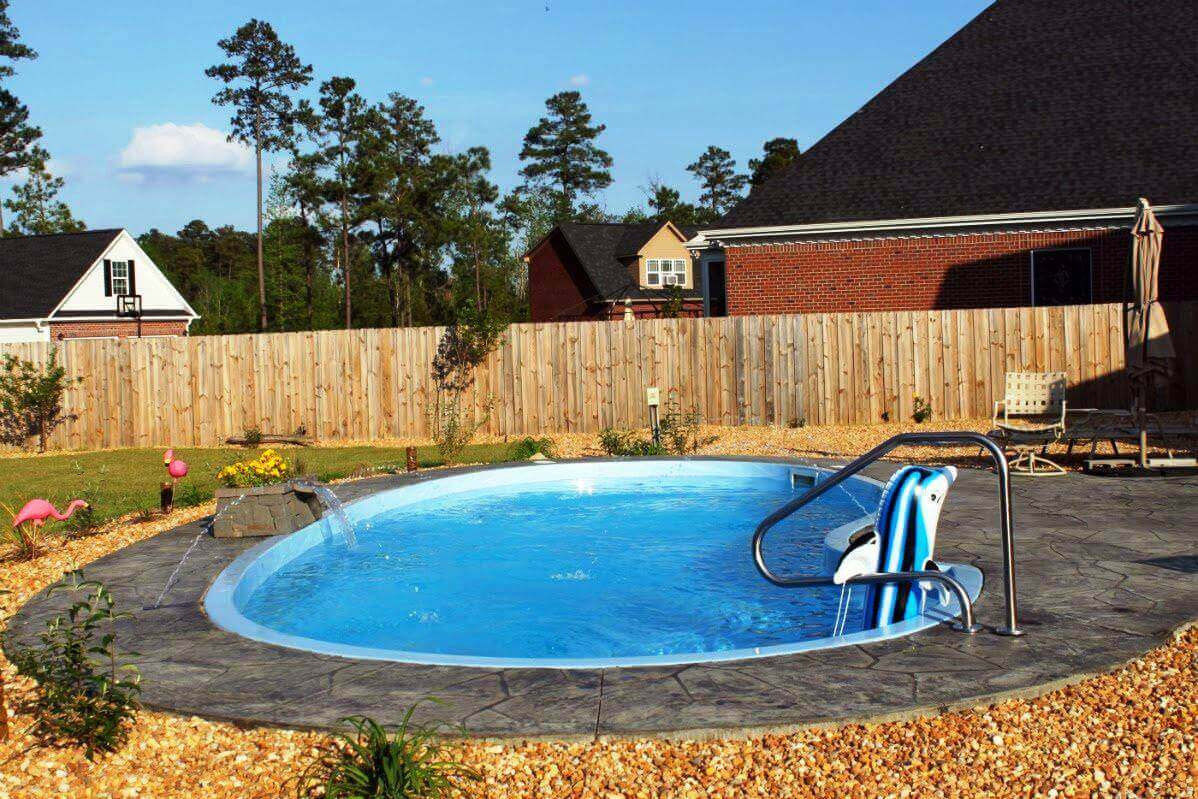 Best ideas about Cost To Put In An Inground Pool . Save or Pin How Much Does An Inground Swimming Pool Cost Inground Now.