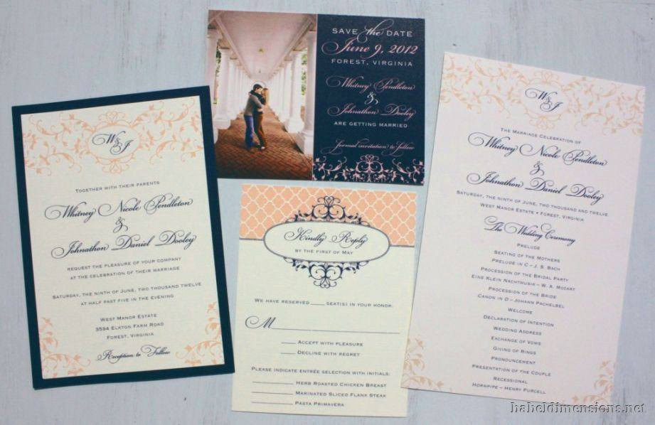 Best ideas about Costco Birthday Invitations . Save or Pin Costco Wedding Invitations Now.