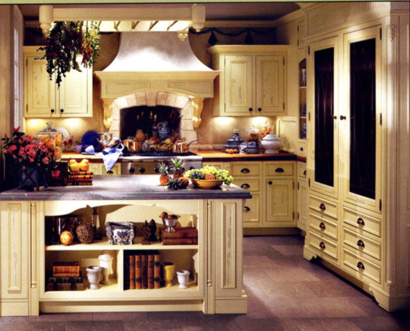 Best ideas about Country Kitchen Decorating Idea . Save or Pin Elegant French Country Kitchen Design Ideas design Now.