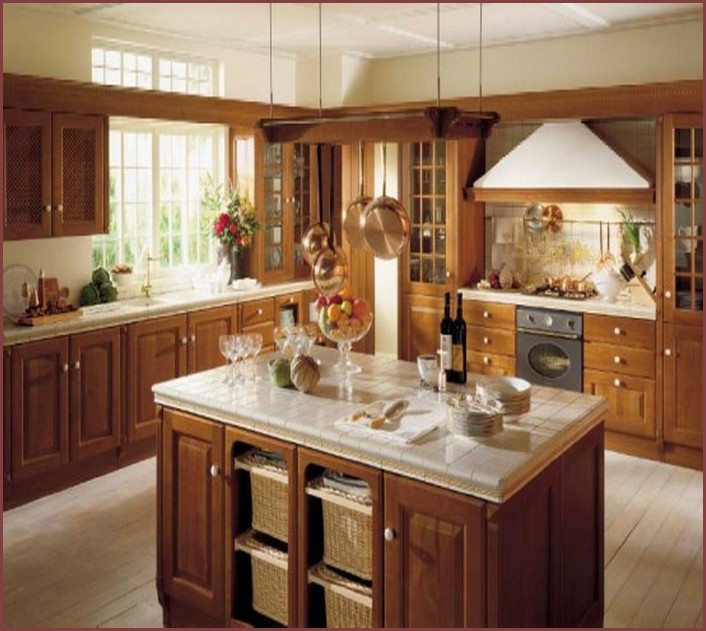 Best ideas about Country Kitchen Decorating Idea . Save or Pin Country Kitchen Decorating Ideas Pinterest Now.