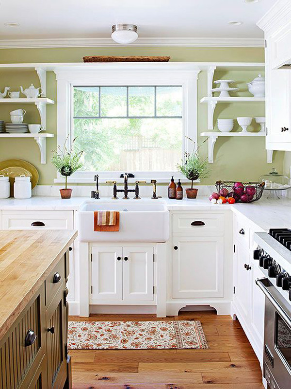 Best ideas about Country Kitchen Decorating Idea . Save or Pin 35 Country Kitchen Design Ideas Now.