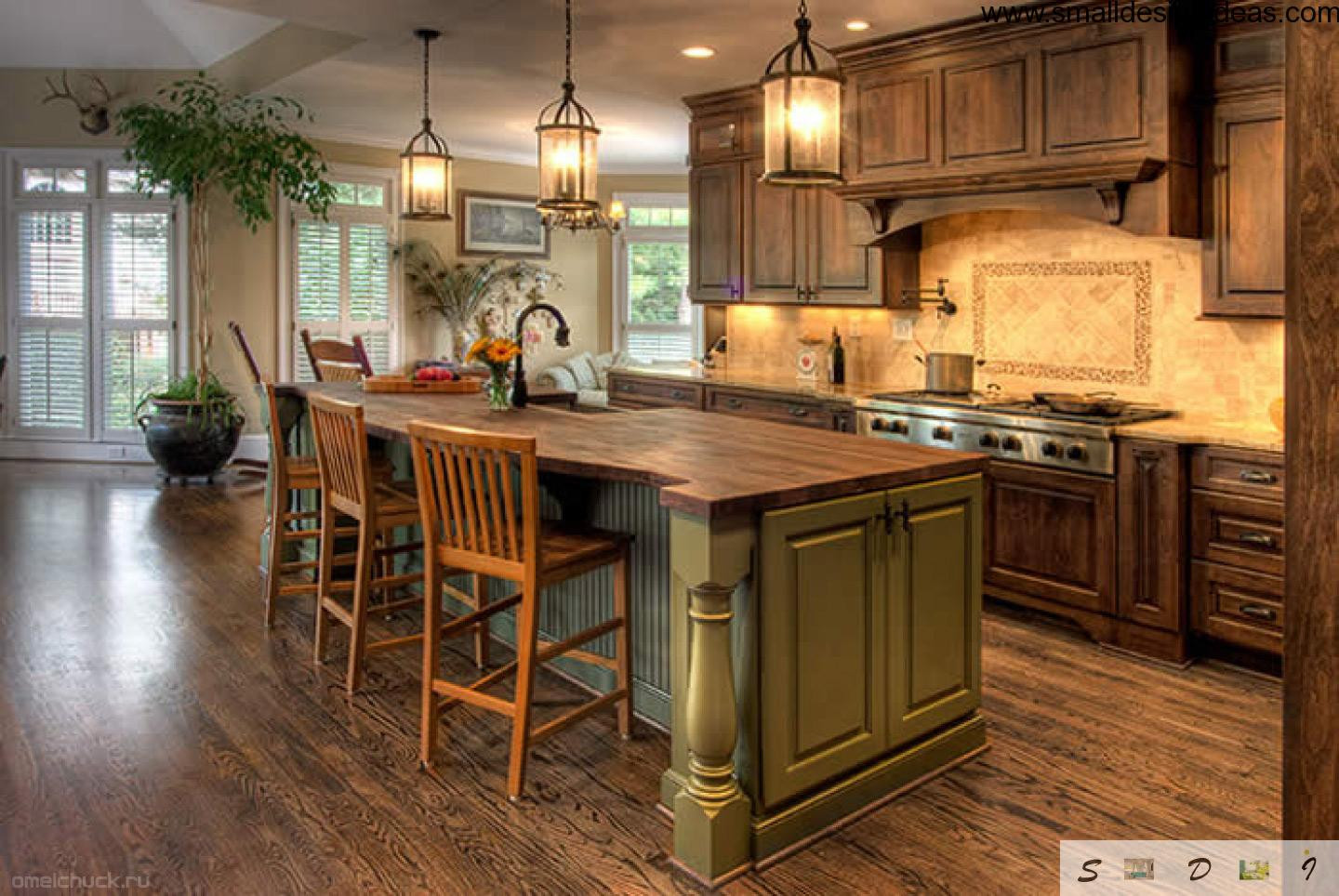 Best ideas about Country Kitchen Decorating Idea . Save or Pin Country Kitchen Design Now.