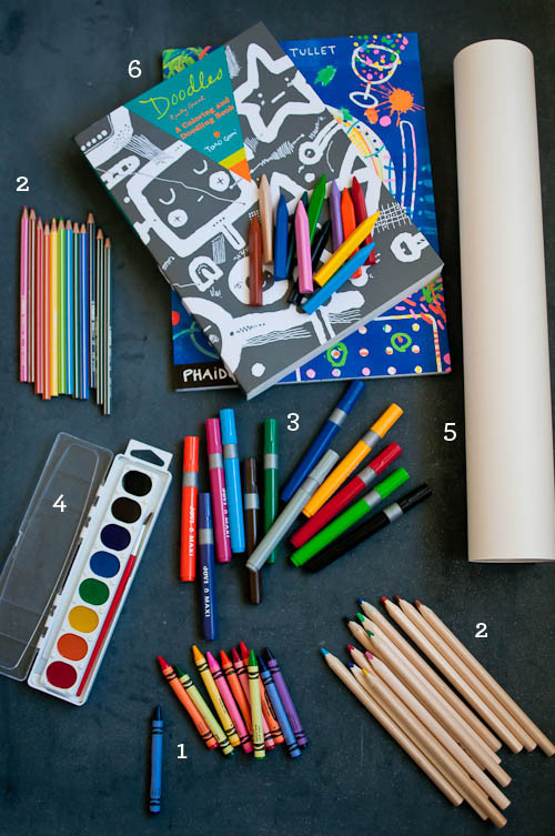 Best ideas about Craft Items For Kids . Save or Pin Living Well 4 Secrets to the Ideal Art Supply Cupboard Now.