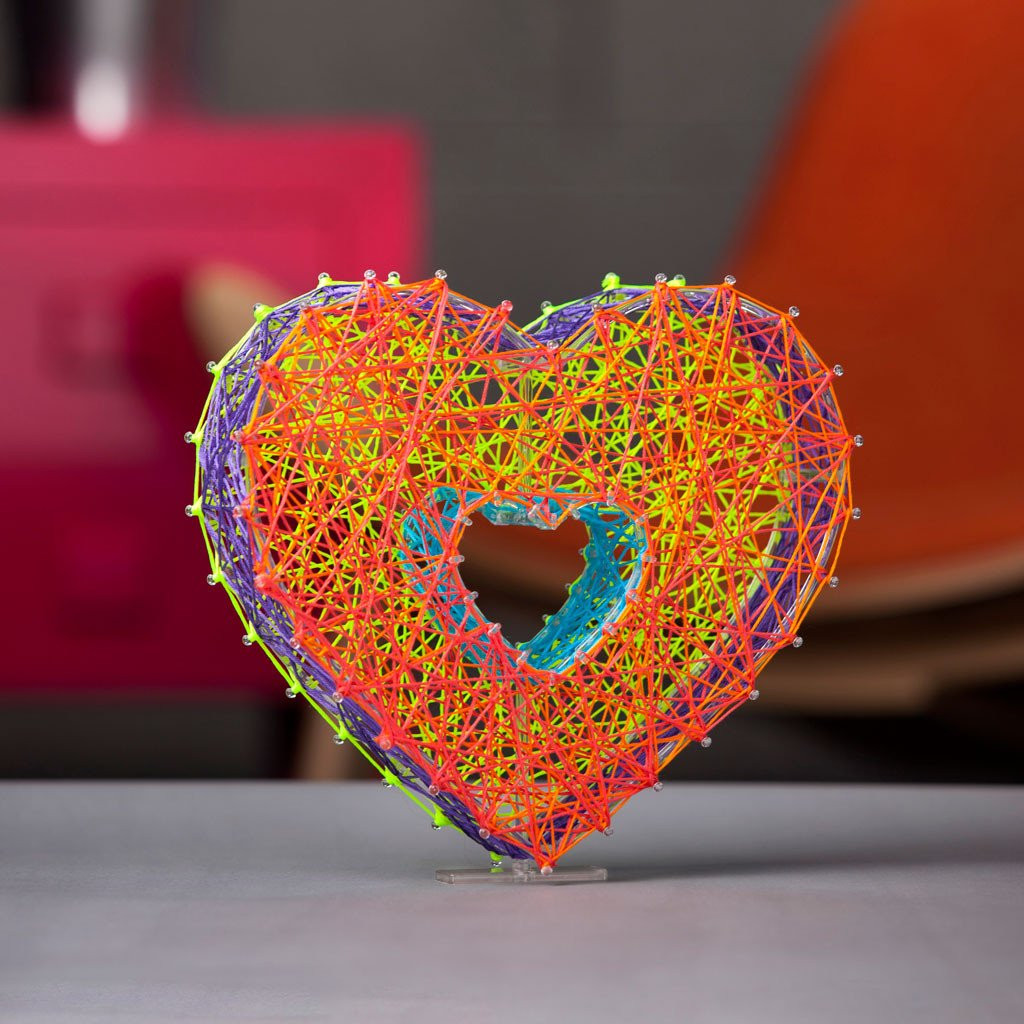 Best ideas about Crafts For Kids Ages 10 12 . Save or Pin Craft tastic 3D String Art Kit Ann Williams Group Now.