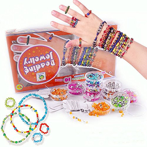 Best ideas about Crafts For Kids Ages 10 12 . Save or Pin Top 10 Jewelry Making Kits For Girls Age 8 of 2019 Now.