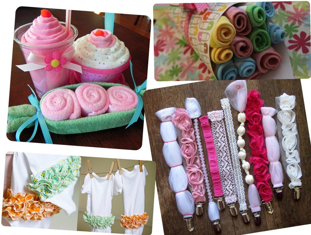 Best ideas about Creative Baby Shower Gift Ideas . Save or Pin My Trendy Tykes 10 CREATIVE baby shower ideas Now.