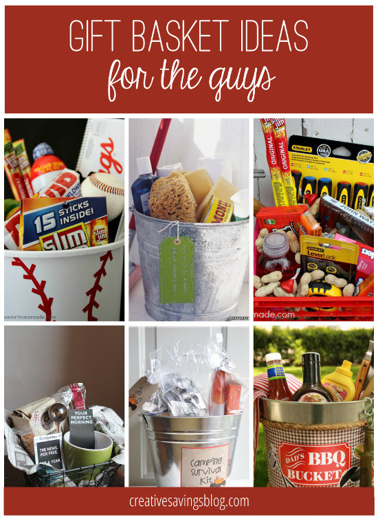 Best ideas about Creative Gift Basket Ideas . Save or Pin DIY Gift Basket Ideas for Everyone on Your List Now.