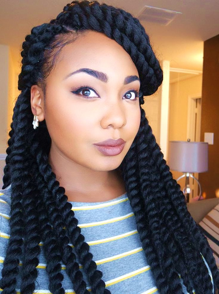 Best ideas about Crochet Braid Hairstyles . Save or Pin 18 Fabulous Crochet Braids Hairstyles Preppy Chic Now.