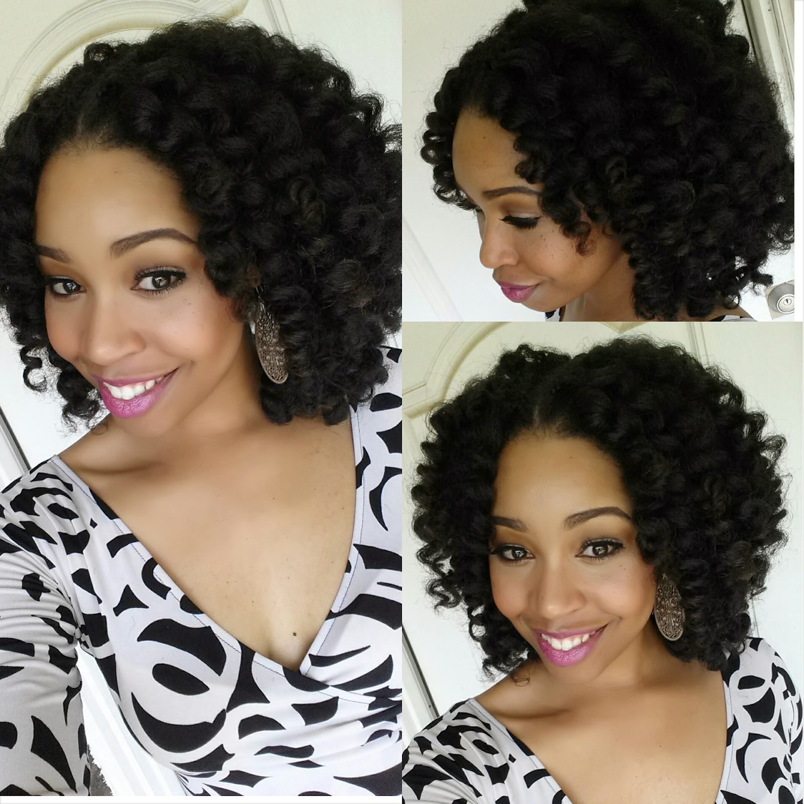 Best ideas about Crochet Braid Hairstyles . Save or Pin Crochet Braids with Marley Hair Protective Style Now.