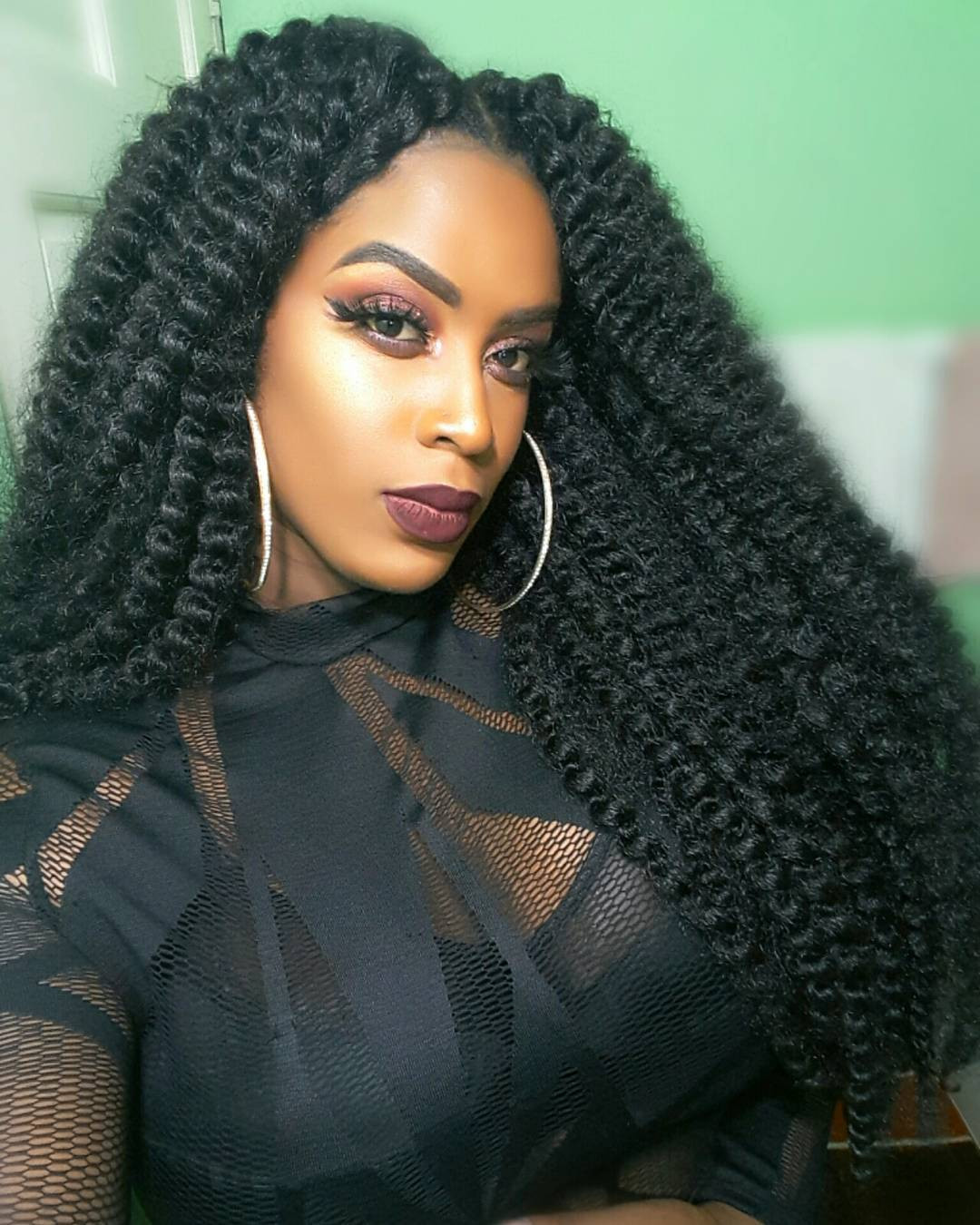 Best ideas about Crochet Braid Hairstyles . Save or Pin 20 Trendy Crochet Braid Hairstyles Now.