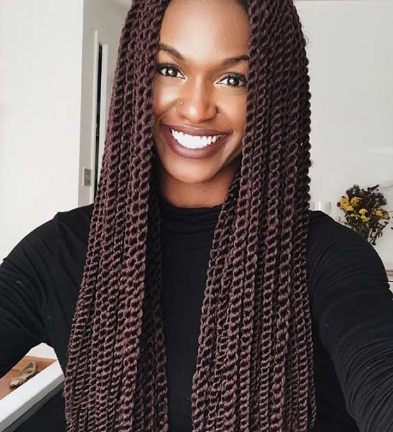 Best ideas about Crochet Senegalese Hairstyles . Save or Pin 31 Stunning Crochet Twist Hairstyles – StayGlam Now.