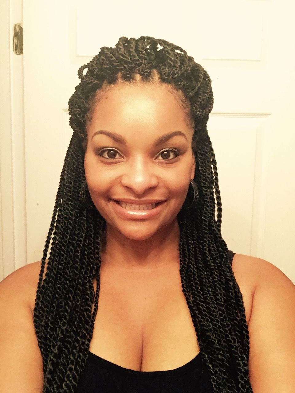Best ideas about Crochet Senegalese Hairstyles . Save or Pin Senegalese Twists Hairstyle Now.