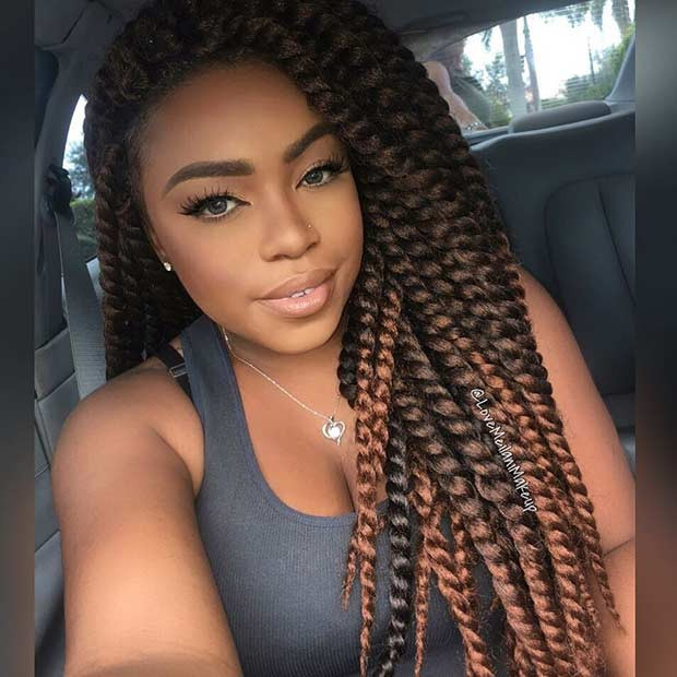 Best ideas about Crochet Twist Hairstyles . Save or Pin 31 Stunning Crochet Twist Hairstyles Page 3 of 3 Now.