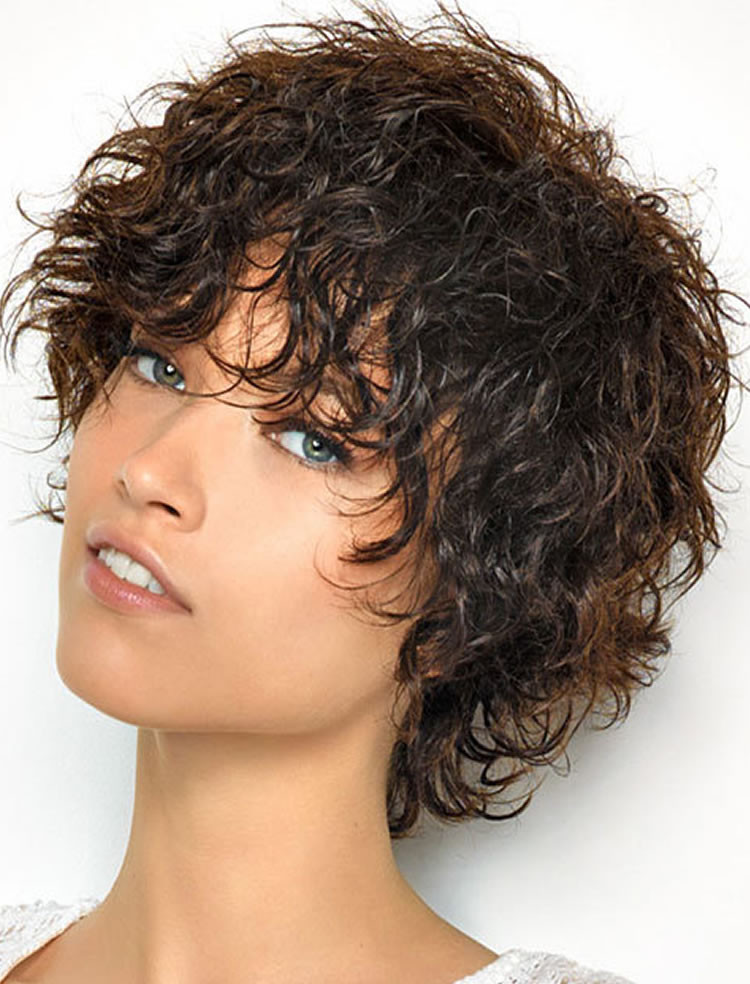 Best ideas about Curly Pixie Hairstyles . Save or Pin 53 Pixie Hairstyles for Short Haircuts – Stylish Easy to Now.