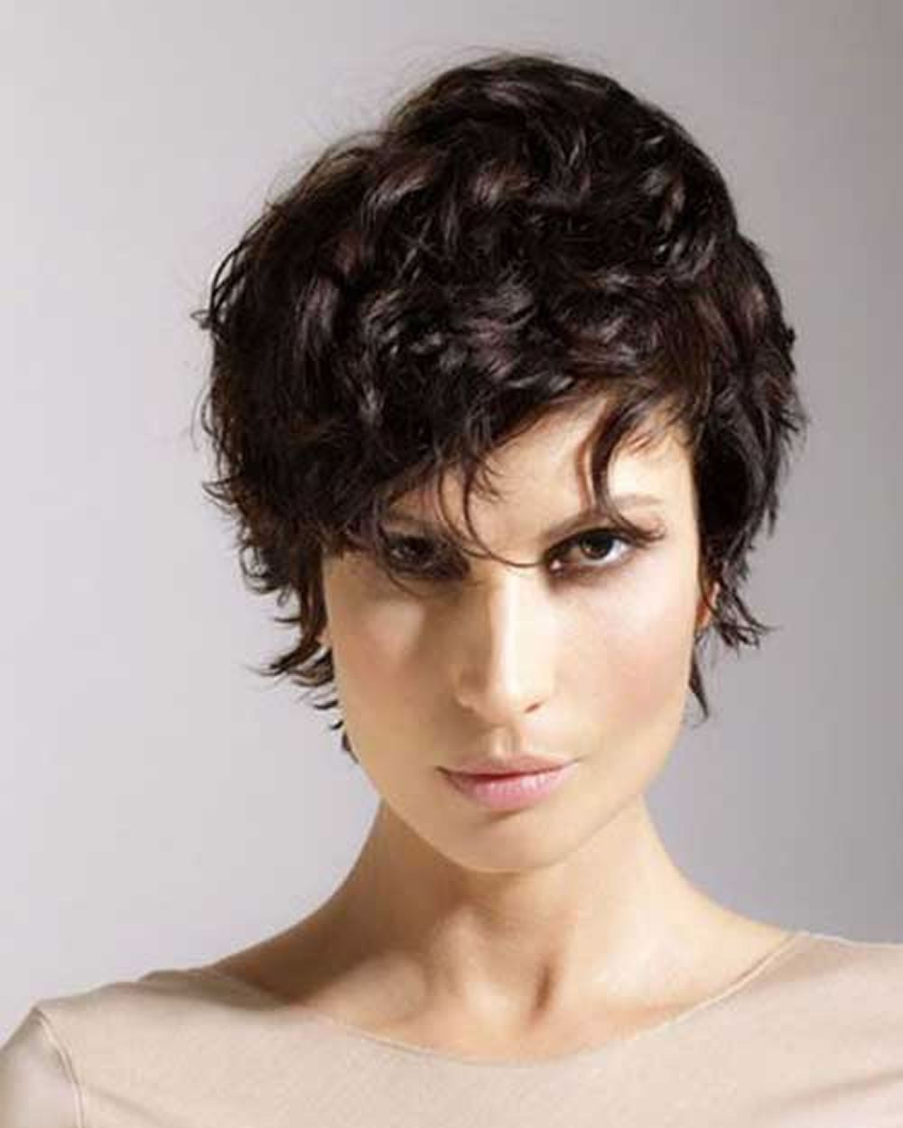 Best ideas about Curly Pixie Hairstyles . Save or Pin Curly Pixie Haircuts for 2018 & Pixie Short Hairstyle Now.