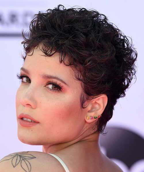 Best ideas about Curly Pixie Hairstyles . Save or Pin Incredble Curly Pixie Cuts You will Love Now.