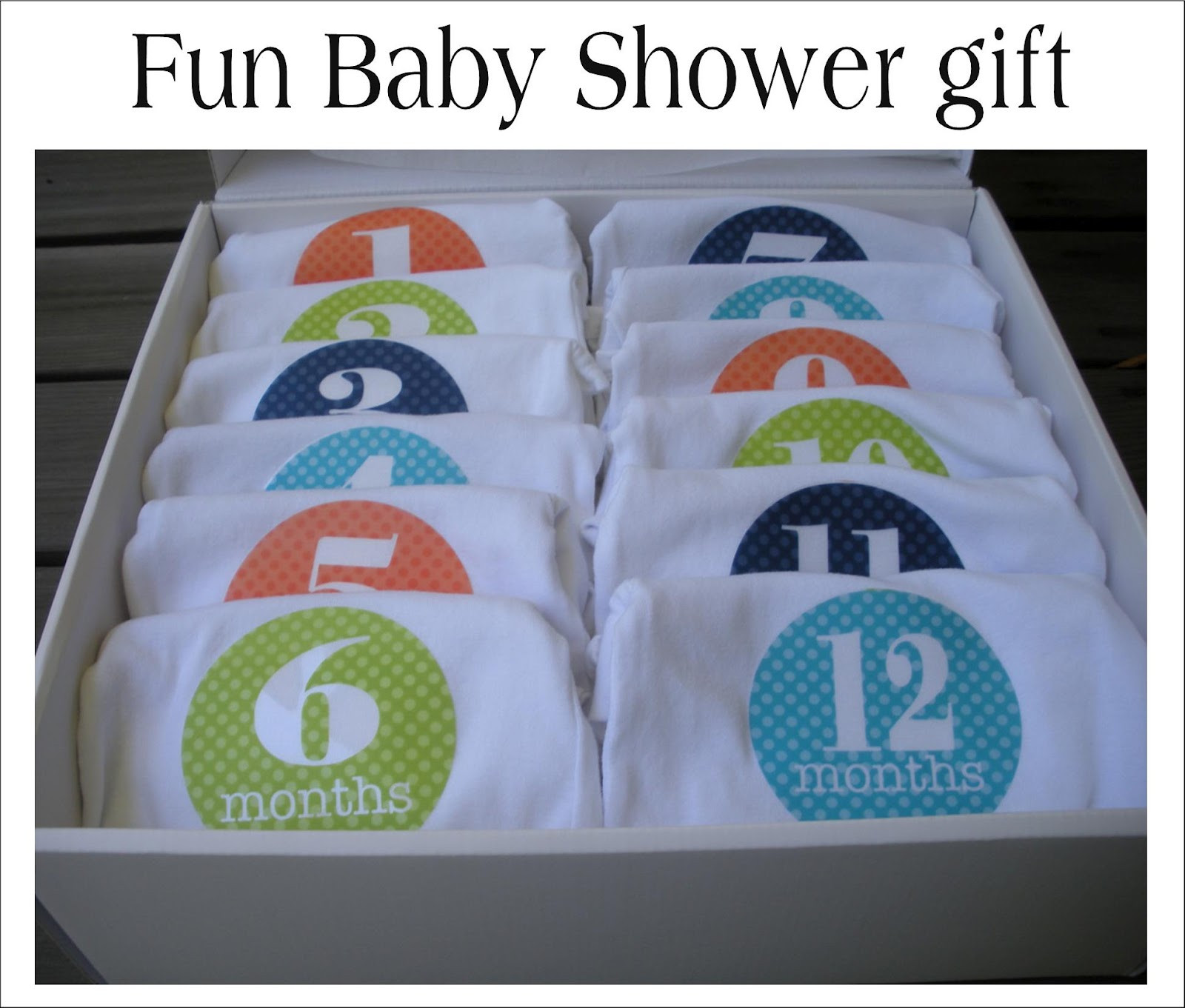 Best ideas about Cute Baby Shower Gift Ideas For A Boy . Save or Pin It s Written on the Wall Cute Ideas for Your Baby Shower Now.