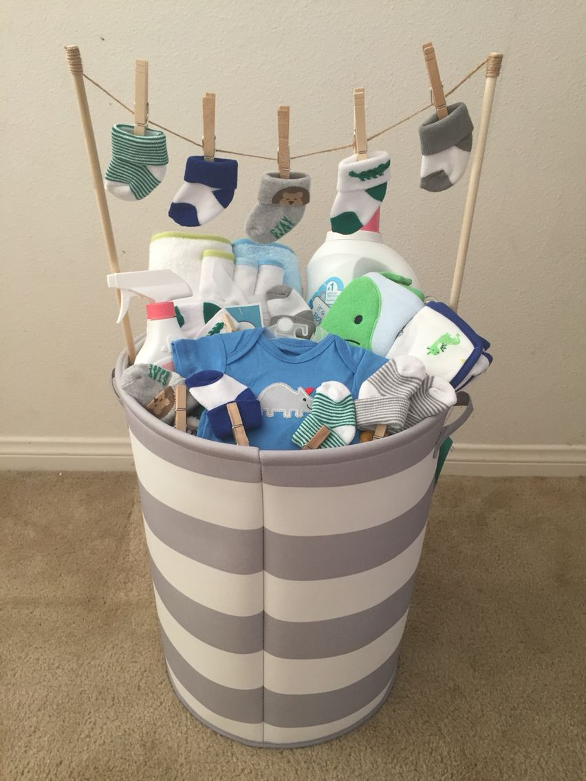 Best ideas about Cute Baby Shower Gift Ideas For A Boy . Save or Pin Baby Boy baby shower t Idea from my mother in law Now.
