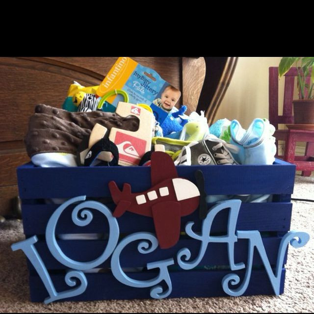 Best ideas about Cute Baby Shower Gift Ideas For A Boy . Save or Pin 17 Best images about Baby shower ideas on Pinterest Now.