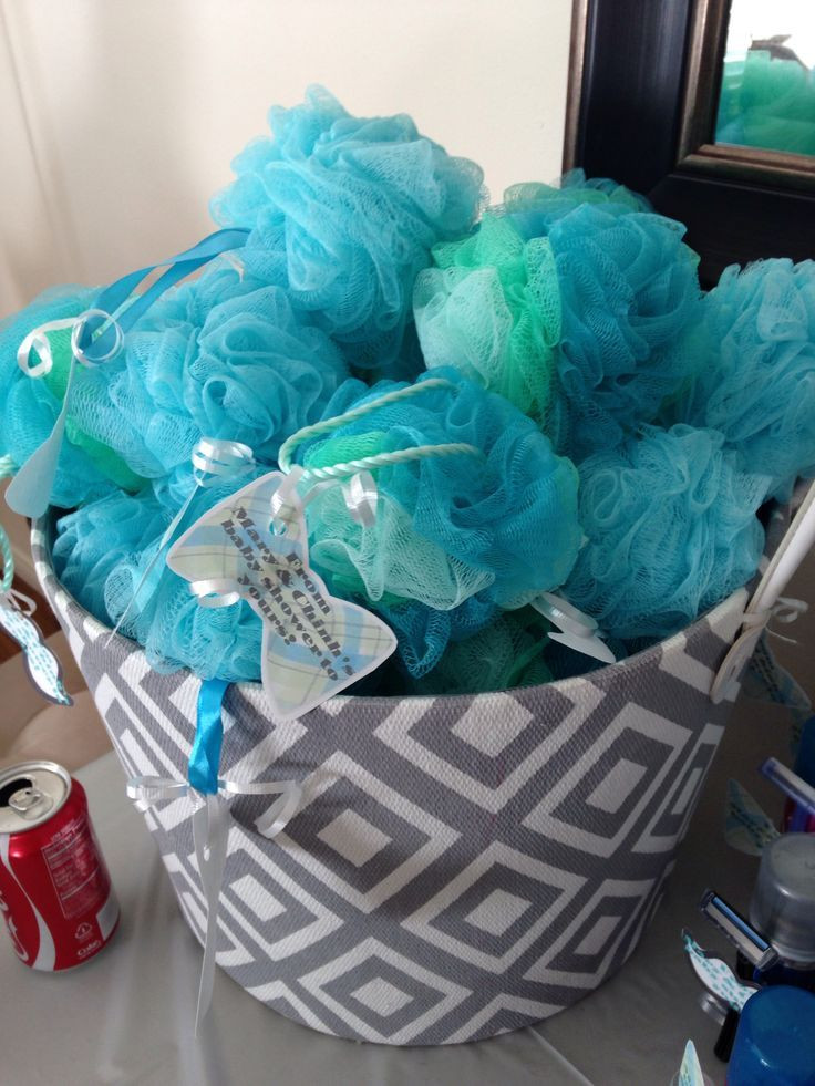 Best ideas about Cute Baby Shower Gift Ideas For A Boy . Save or Pin Homemade Baby Shower Favors Now.