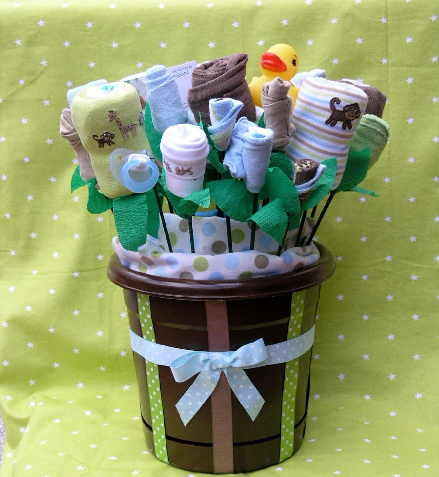 Best ideas about Cute Baby Shower Gift Ideas For A Boy . Save or Pin baby shower t ideas for boys Now.