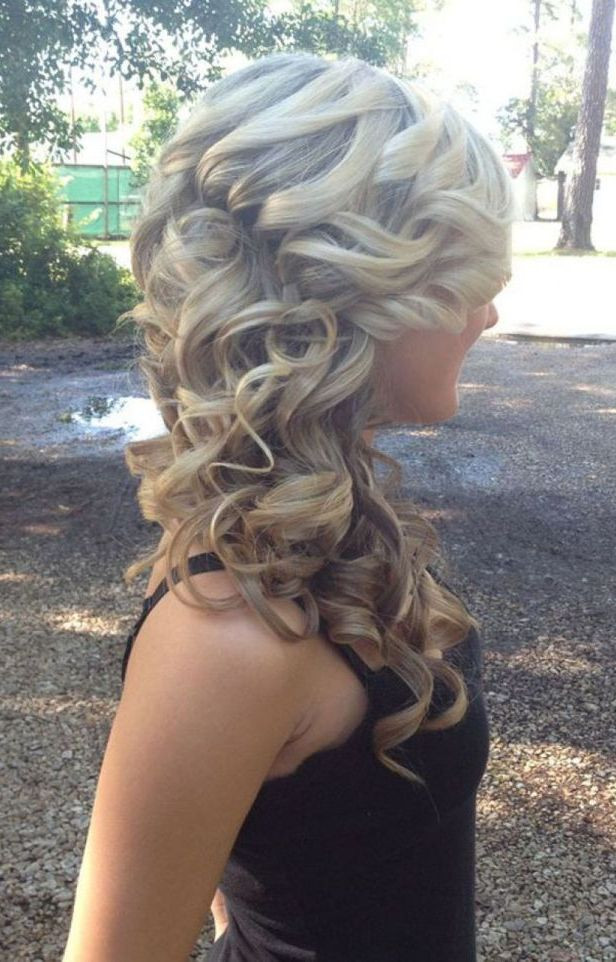 Best ideas about Cute Country Hairstyles . Save or Pin cute country hairstyles 34 romantic country wedding Now.