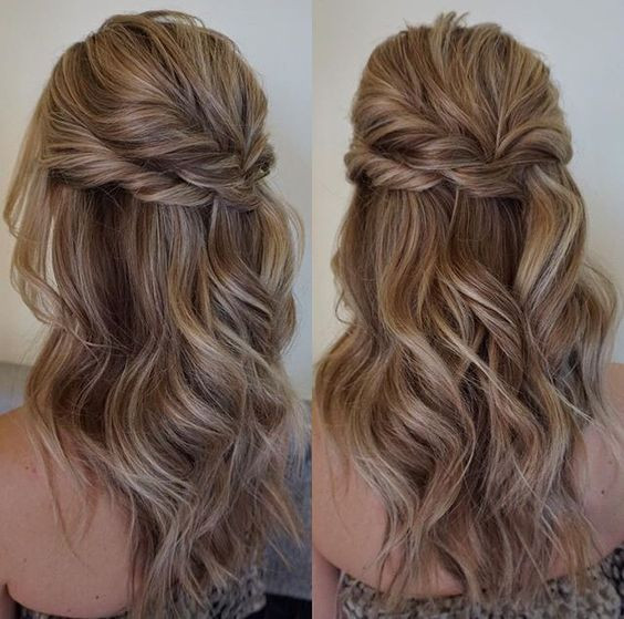 Best ideas about Cute Country Hairstyles . Save or Pin 17 Best ideas about Cute Down Hairstyles on Pinterest Now.