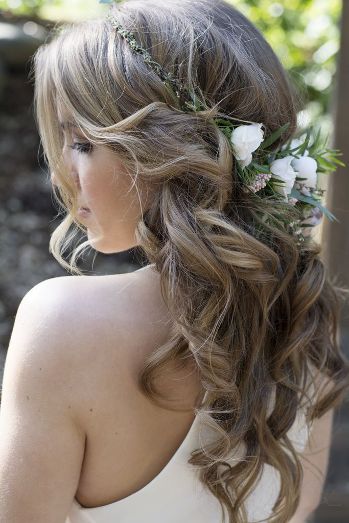 Best ideas about Cute Country Hairstyles . Save or Pin Country Blue Wedding Inspiration Rustic Wedding Chic Now.