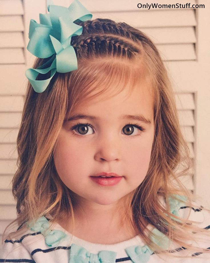 Best ideas about Cute Easy Hairstyles For Kids . Save or Pin 30 Easy【Kids Hairstyles】Ideas for Little Girls Very Cute Now.
