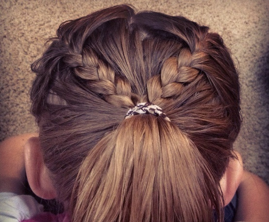 Best ideas about Cute Easy Hairstyles For Kids . Save or Pin The Cute Braided Hairstyles for Kids Now.