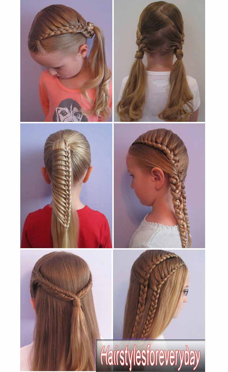 Best ideas about Cute Easy Hairstyles For Kids . Save or Pin Cute Easy Hairstyles For Kids Hairstyles Inspiration Now.