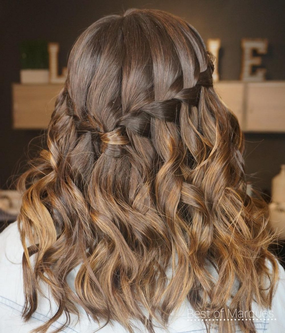 Best ideas about Cute Hairstyles For Medium Length Hair . Save or Pin 28 Cute Hairstyles for Medium Length Hair Popular for 2019 Now.
