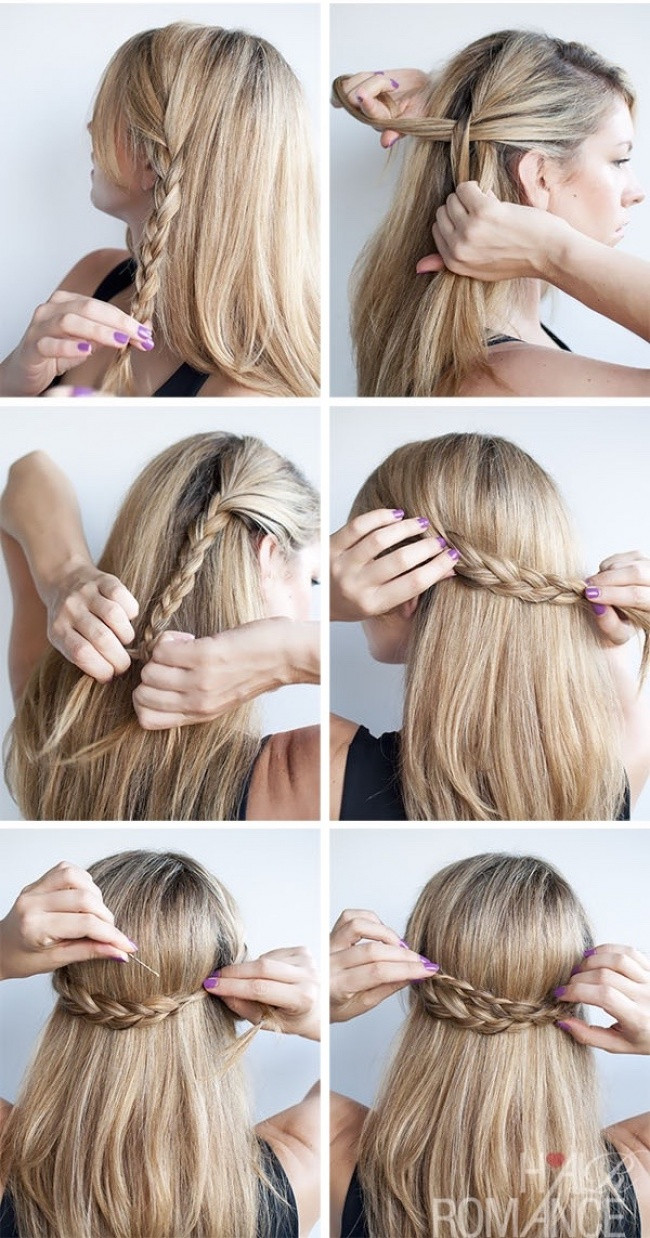 Best ideas about Cute Hairstyles For Medium Length Hair . Save or Pin 12 cute hairstyle ideas for medium length hair Now.