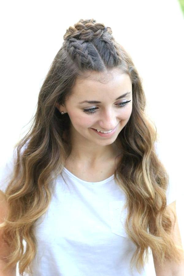 Best ideas about Cute Hairstyles For Straight Long Hair . Save or Pin Unique Cool Hairstyles Long Straight Hair Cute Hairstyles Now.