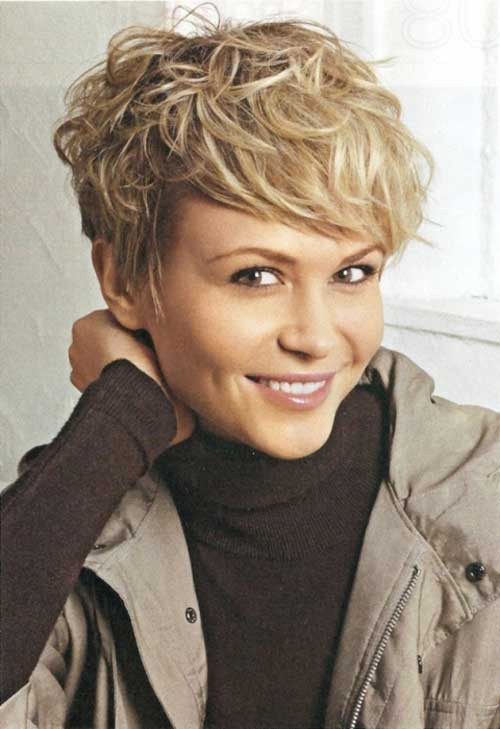 Best ideas about Cute Hairstyles For Thick Curly Hair . Save or Pin Plus Size Short Hairstyles Now.