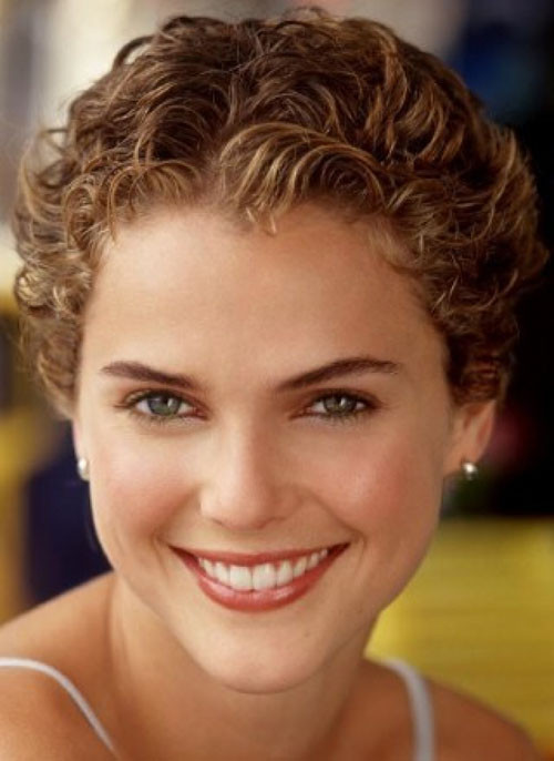 Best ideas about Cute Hairstyles For Thick Curly Hair . Save or Pin 20 Hairstyles For Curly Frizzy Hair Womens The Xerxes Now.