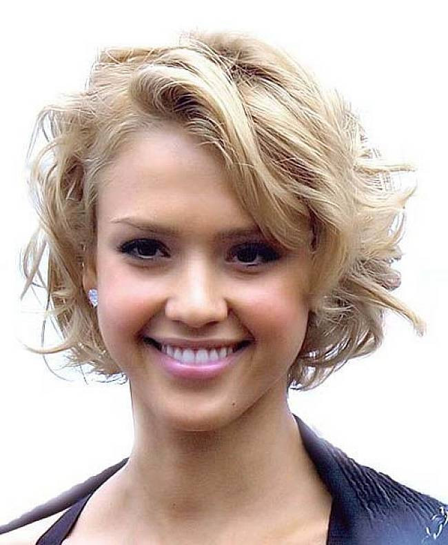 Best ideas about Cute Hairstyles For Thick Curly Hair . Save or Pin 50 Incredible Short Hairstyles for Thick Hair Fave Now.