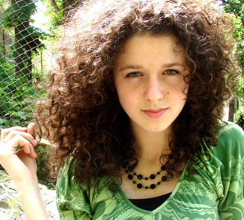 Best ideas about Cute Hairstyles For Thick Curly Hair . Save or Pin 30 Overwhelming Cute Curly Hairstyles Now.