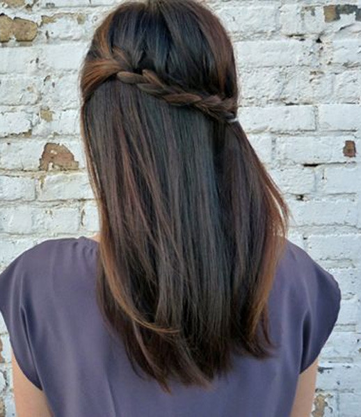 Best ideas about Cute Half Up Half Down Hairstyles . Save or Pin Super Cute Half Up Half Down Hairstyles 2015 2016 Now.