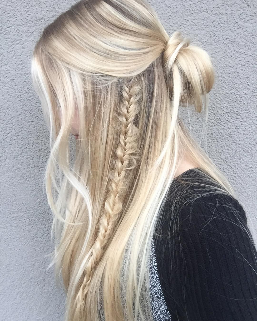 Best ideas about Cute Half Up Half Down Hairstyles . Save or Pin 60 Cute Easy Half Up Half Down Hairstyles For Wedding Now.