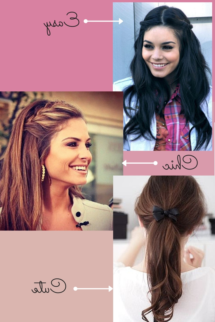 Best ideas about Cute Heatless Hairstyles . Save or Pin Cute Heatless Hairstyles Now.