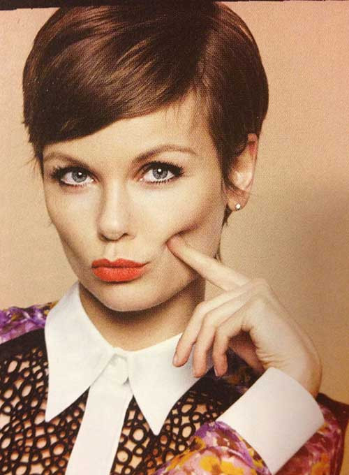 Best ideas about Cute Pixie Hairstyles . Save or Pin 15 Cute Pixie Haircuts Now.
