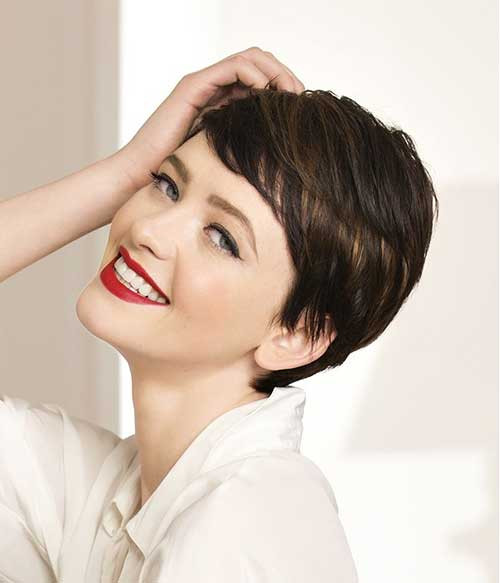 Best ideas about Cute Pixie Hairstyles . Save or Pin Pixie Haircuts for 2014 2015 Now.